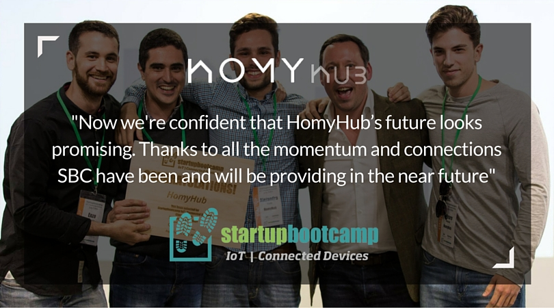 Post_HomyHub_Team_Quote_Startupbootcamp_Winners